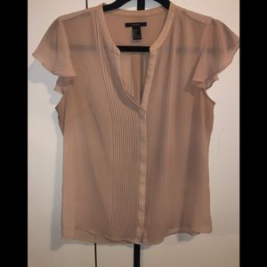 Forever 21 Pink Blouse Size Large
